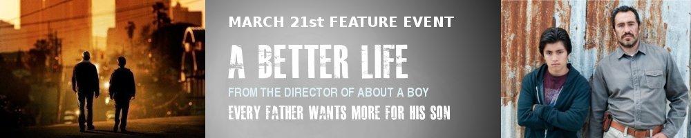 Banner: A Better Life