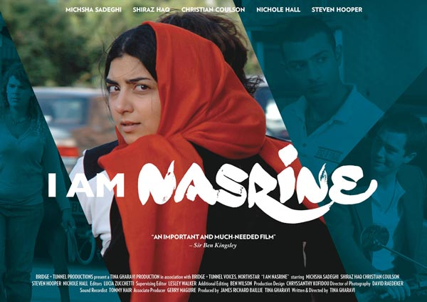 I am Nasrine | Vancouver Premiere | Benefit for Atira