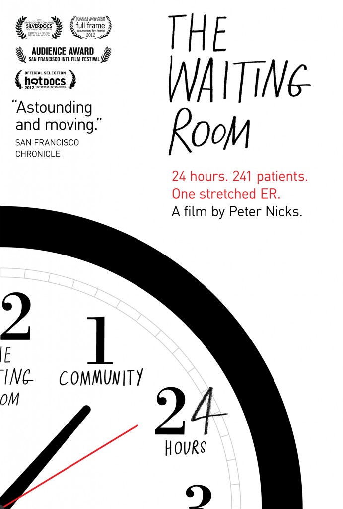 The Waiting Room Film Poster
