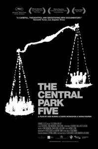 central_park_five-poster