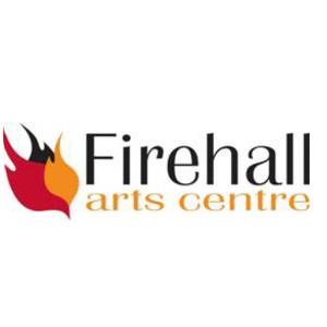 Firehall Arts Centre LOGO