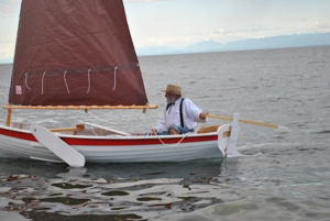Building a Dream Film Pic - Sailing Boat