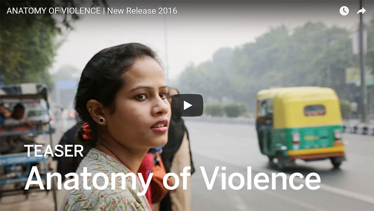 Reel Causes partners with VAFF to present Anatomy of Violence
